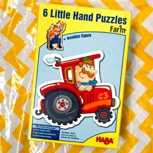Haha Little Hands Toddler Puzzle